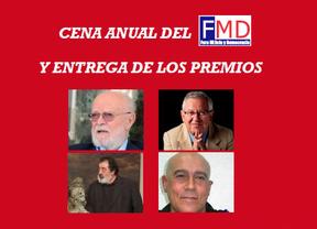 Foro Milicia y Democracia concede sus distinciones 'Capitán de la Democracia': Fernando Jáuregui, entre los galardonados