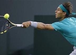 Nadal y Andújar se clasifican para la segunda ronda en dobles