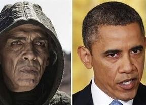 El polémico parecido entre Obama y Satán...