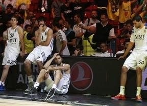 La novena tendrá que esperar: segundo petardo consecutivo del Real Madrid en la Euroliga, derrotado por Maccabi (86-98)