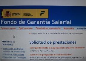 Castilla-La Mancha ha recibido 58 millones del FOGASA en lo que va de año