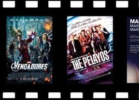 Los héroes de Marvel llegan a los cines con 'Los vengadores'
