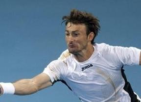Ferrero sale victorioso del duelo entre españoles y se mete en octavos