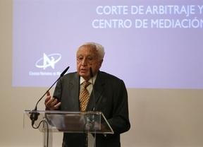 Fallece Manuel Jiménez de Parga, ex presidente del Tribunal Constitucional