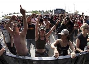 200.000 'fanáticos' en el Viña-Rock 2014, que agotó sus entradas