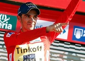 Contador gana su tercera Vuelta a España