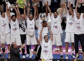 ACB: el Madrid se proclamó campeón en el partido más visto por televisión desde más de tres lustros