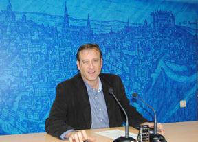 IU dice que el Ayuntamiento de Toledo no debe poner 'nada' en la obra del remonte de Safont