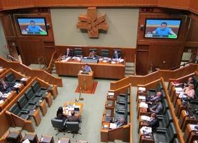 Los parlamentarios vascos podrán llamar 'presos políticos' a los presos de ETA