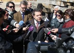 García-Page: 'lo que ha hecho Cospedal con la deuda es de record de libro Guinness'