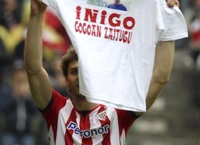 Otro cabezazo de Llorente mantiene al Athletic en la pelea europea (1-0)