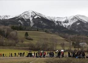 Accidente de Germanwings: el Gobierno avanza que se han identificado a 49 víctimas españolas