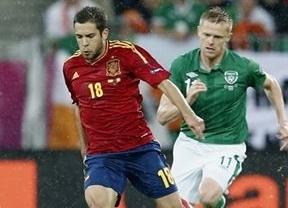 Crónica de un fichaje anunciado hace semanas: Jordi Alba ya es oficialmente del Barça