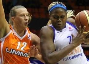 El Ros Casares empieza con una victoria sobre el Ekaterimburgo la final a ocho de la Euroliga femenina