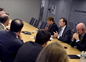 Los 3 mensajes económicos de Rajoy desde Nueva York para dar confianza a España: prejubilaciones, rescate y control fiscal