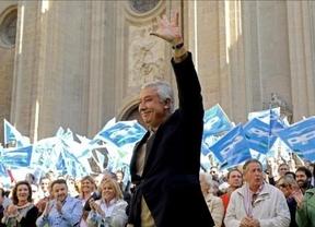 Arenas lanza un discurso triunfalista a pesar de no haber conseguido la mayoría absoluta