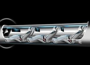 Ha llegado el transporte del futuro: a 1.200 Km/h se presenta 'Hyperloop'