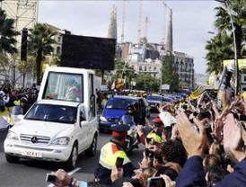 Todo lo que ha publicado Diariocrítico de Catalunya sobre la visita de Benedicto XVI