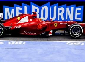 Alonso queda eliminado en la segunda ronda al salirse en la primera curva