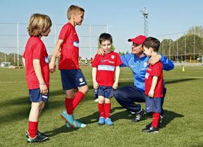 Toledo volverá a acoger una Escuela de Fútbol en colaboración con el Atlético de Madrid