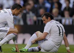 Se confirma lo que tem�a el Madrid: la lesi�n de Bale le impedir� jugar contra el Atl�tico