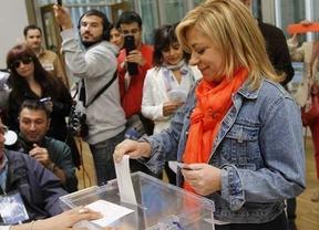 Valenciano: 'Para que España tenga un lugar importante en Europa hay que votar hoy'