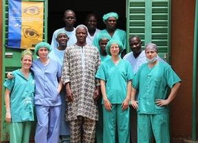 Medicus Mundi Castilla-La Mancha desarrolla una nueva campaña oftalmológica en Burkina Faso