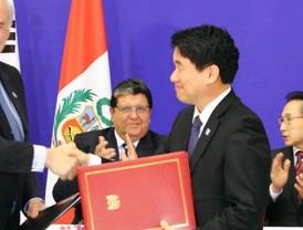Es oficial: Perú y Corea firman acuerdo que formaliza cierre de negociaciones de TLC