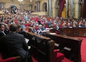 Desalojado el Parlament durante una hora por un falso aviso de bomba