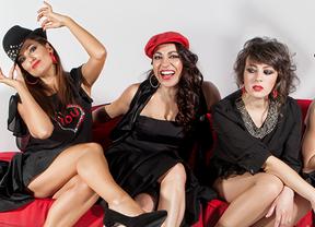 'Señoritas On Fire', embajadoras de la buena música española a la conquista del mundo