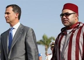 Felipe VI ofreció ayuda al rey de Marruecos en el rescate de los espeleólogos