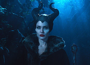 Una 'Maléfica' Angelina Jolie llega a los cines con los estrenos de la semana