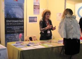 La Asociación Española del Síndrome de Piernas Inquietas ofrece este lunes información en Toledo