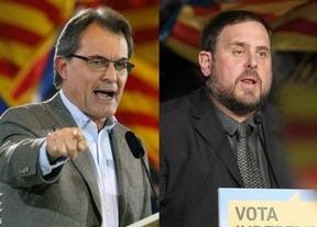 CiU y ERC podrían retirar de su declaración conjunta la constitución de un nuevo Estado