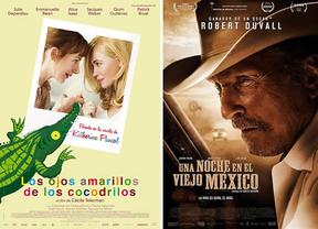 Los estrenos de la semana llenan los cines de amor, risas, acción y viajes