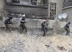 El Nobel de la paz Obama ordena enviar armas a la oposición siria