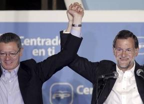 Gallardón va tomando sitio: será el representante del PP en el 'debate menor'