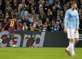El Barça quiere hacer pagar los platos rotos españoles a un Manchester que saldrá al ataque a buscar el milagro de la remontada