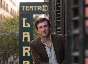 Antonio Fuentes, director del Teatro Lara: