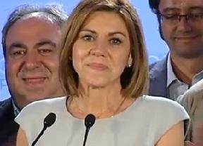 Cospedal pierde su mayoría absoluta y García-Page podrá gobernar con el apoyo de Podemos