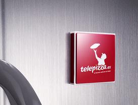 Telefónica y Telepizza lanzan el botón click&pizza para realizar pedidos con un sólo click