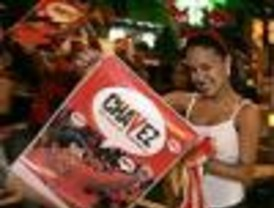 Chávez obtiene la reelección con el 61,35% de los votos