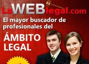 LaWebLegal.com, el buscador definitivo de profesionales del ámbito legal
