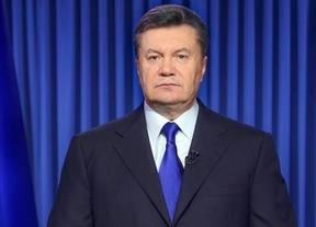 Ucrania: el Parlamento cesa a Yanukovich que habla de