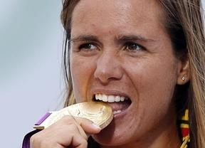 Si cada espa�ol ganara 28 medallas de oro se saldar�a la deuda del pa�s