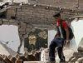 Trepa a 615 el número de muertos por el terremoto que golpeó a Perú
