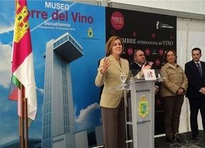 La II Cumbre Internacional del Vino de Castilla-La Mancha se celebrará los días 12, 13 y 14 de marzo