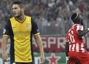 Champions: el Atlético rumia su venganza ante Olympiacos para asegurarse los octavos