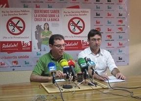 Daniel Martínez (d) junto a Francisco Javier Morcillo