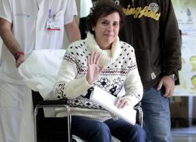 Teresa Romero habla al mundo aparcando por el momento cualquier guerra contra los responsables políticos y sanitarios